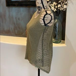 Anthropologie Tops - Anthropologie Sparrow Sweater Blouse